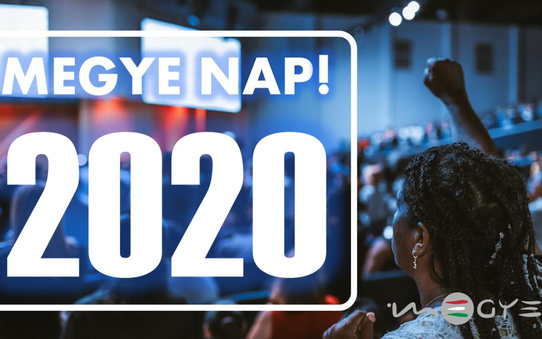 MEGYE Nap! 2020