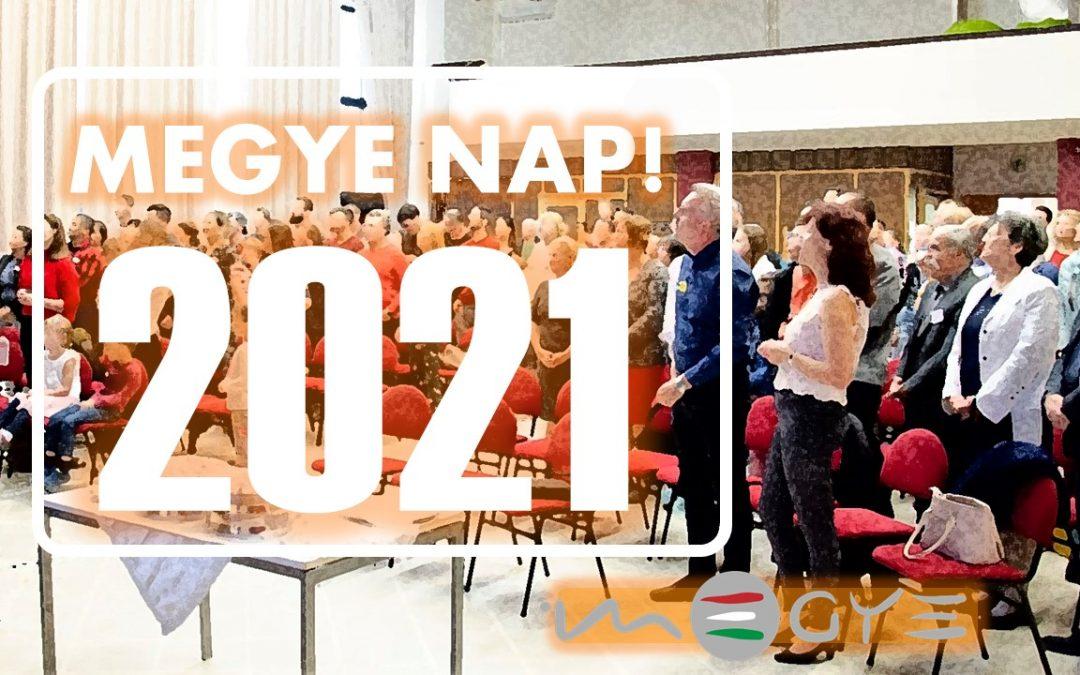MEGYE Nap! 2021